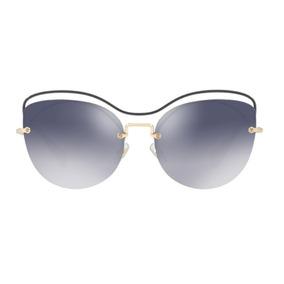 4837f6173ce7e Oculos De Sol De Miu Miu Original - Óculos De Sol Sem lente ...