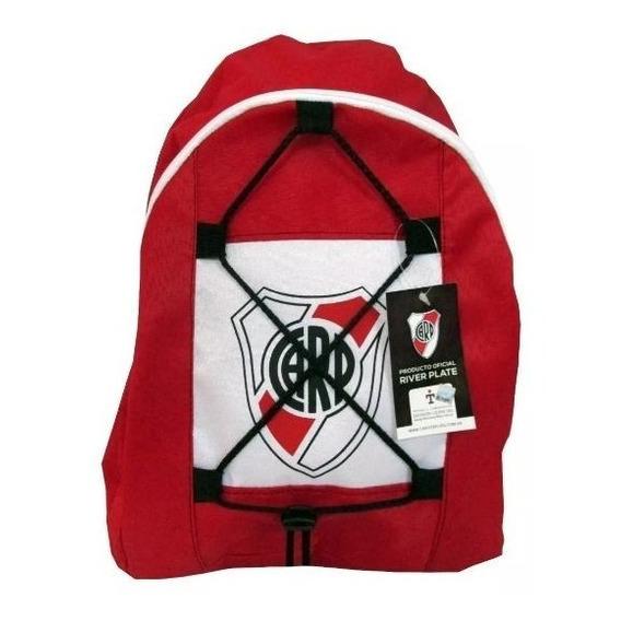 River Plate - Mochila 44cm Alto 38cm Ancho Env Todo El Pais
