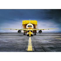 Guía Dhl Aérea 1 Kg Dia Siguiente Electrónica