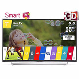 Televisor Lg 55 Curvo,ultra Hd 4k Smart Tv 3d 55ug8700 Nuevo