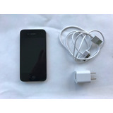 Iphone 4s 16gb Negro Excelnte! Libre Movistar Claro Personal