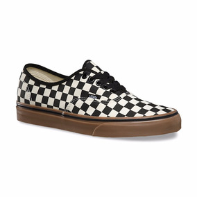 Tênis Vans Authentic Checkerboard Masculino.