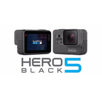 Gopro Hero 5 Wifi Pantalla Touch Gps 12mp Video 4k Ultra Hd