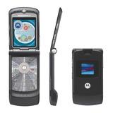 Celular Motorola V3 Liberado, Bluetooth Camara Son De Chip