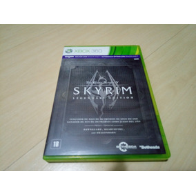 Xbox 360 Game Jogo The Elder Scrolls V Legendary