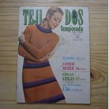 Revista Tejidos De Temporada 1968 Nº 16