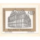Argentina 1138 Gj 1795 Palacio De Correos Año 1977 - 79