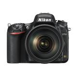 Cámara Nikon D750 W/ Af-s Nikkor 24-120mm Ed Vr - Envio Grat