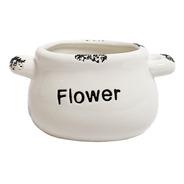 Maceta Ceramica Chica