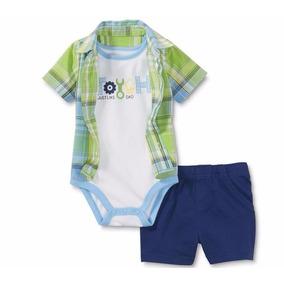 Promoção De Verão! Roupa De Bebê Importada Usa Menino