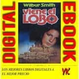 Viene El Lobo - Wilbur Smith Digital