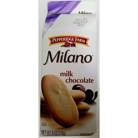Galletas Dulces Milano Milk Chocolate 170 Gr