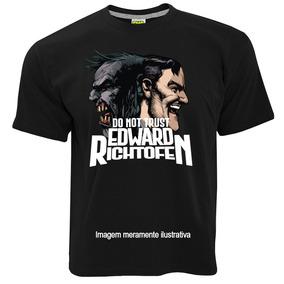 Camiseta Do Not Trust Richtofen + Pôster | Cod Zombies