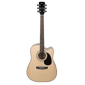 Guitarra Electroacustica Cort Nueva + Regalos