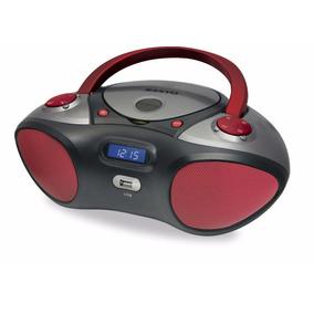 Reproductor De Cd Usb Y Bluetooth Sanyo Mdx1605bt Env Gratis