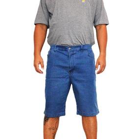Bermuda Plus Size Masculina Jeans Dazz Ling 239487d81c284