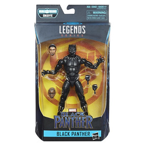 Figura Black Panther 6 Pulgadas Marvel