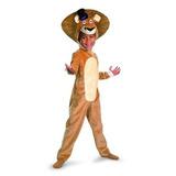 Disfraz Madagascar 3 Disfraz Alex El Vestuario De Lujo Lion