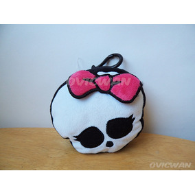 Monedero De Peluche De Monster High 10 Cm Ca98