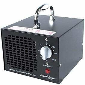 Maquina Generadora De Ozono Para Purificar El Aire 4,000mg/h