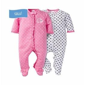 Sets 2 Pijamas Niña Gerber Entrega Inmediata