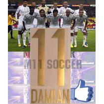 Estampados Tigres 2014-2015 ,oferta 11 Damian Original