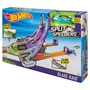 Pista Hot Wheels, Split Speeders Cuchillas Extremas