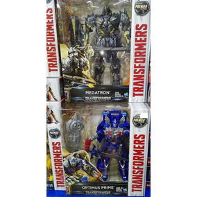Optimus Prime Megatron Leader Transformers The Last Knight