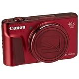 Canon 1071c001aa Cámara Digital Powershot Sx720 Hs, 20.3mp,