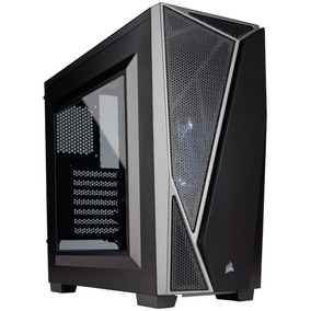 Gabinete Gamer Pc Atx Corsair Carbide Spec-04 Usb Fan Led