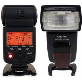 Flash Nikon Speedlight Yongnuo Yn-568ex Ttl Tipo Sb900 Sb910