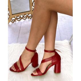 Zapatos De Tacon Elegantes Dorados - Ropa y Accesorios Bordó en ... 5deb648a4639
