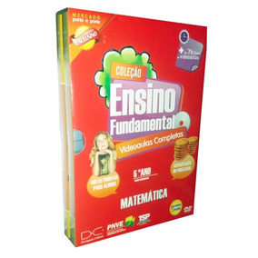 Ensino Fundamental Videoaulas Matemática 5º Ano + Brinde*