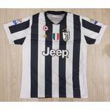 Nova Camisa Juventus - Campea Italiana Modelo 2017 2018