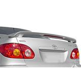 Spoiler Toyota Corola 2003-2008 New Sensation