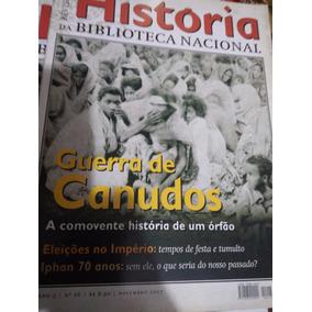Revista Historia Biblioteca Nacional 26 Guerra De Canudos