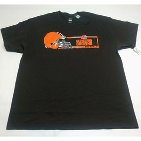 Remera Cleveland Browns Nfl Majestic Football Americano Xl