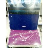 Cuadernos Rayados Avon. Hasta Agotar Stock !!