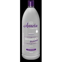 Shampoo Platinum + Condicionador Platinum + Mask Anneta