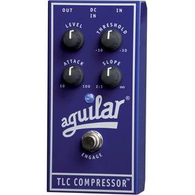 Pedal Aguilar Tlc Compressor Para Bajo Envio Gratis