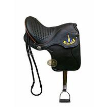 Sela Vaquejada Profissional N.s Aparecida Para Cavalo