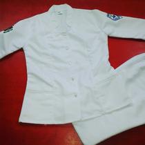 Uniformes De Enfermera Blanco