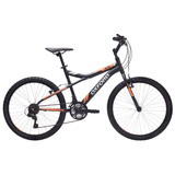 Bicicleta Oxford Raptor Aro 24 Color Negro