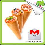 Manual Aprende A Hacer Pizzas Y Conos De Pizzas En Pdf