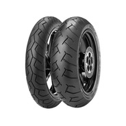 Kit Cubiertas Pirelli 120 70 17 + 180 55 17 Diablo Gsx 1100
