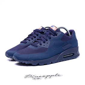 034ead2061 Air Max 90 Infrared Inverted - Tênis Nike Air Max Azul marinho no ...