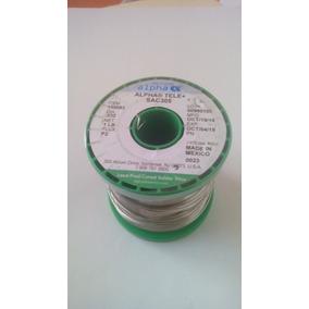 Soldadura Alpha Tele+ Sac305 1lb D:032