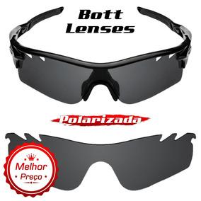14110c487556c Lente Óculos Radarlock Path Vented Stealth Black Polarizada