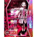 Muñeca Monster High/viene 8 Pares De Zapatitos+implementos/