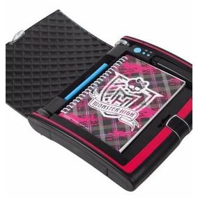Diário Eletrônico Monster High Mattel Travamento Por Voz
